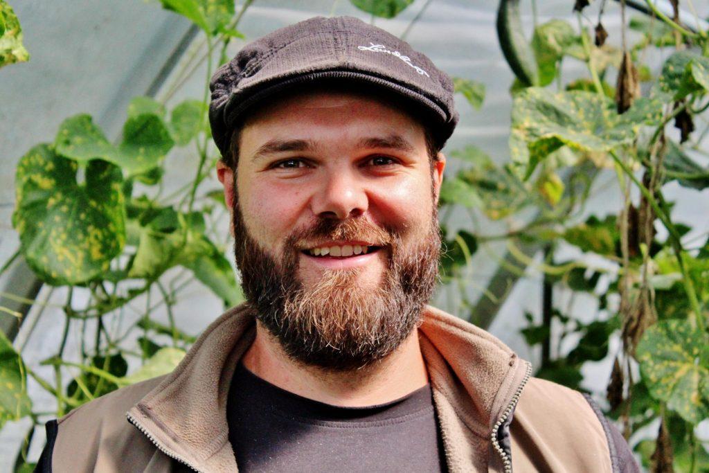 Gabriel Erben, Landwirt